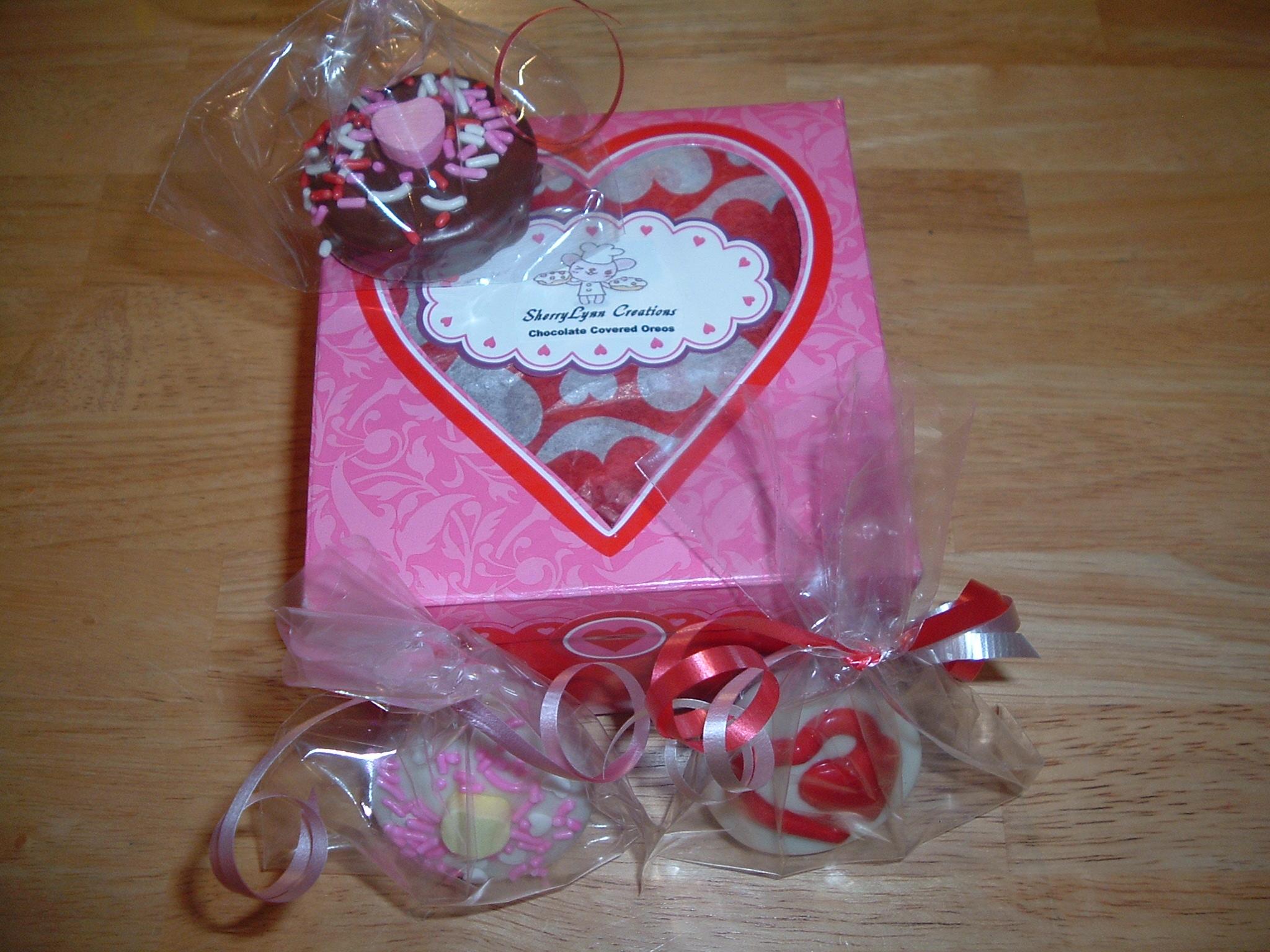 SherryLynn Creations - Gift Baskets & Boxes